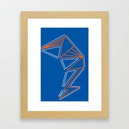 Alive Tonight Framed Art Print