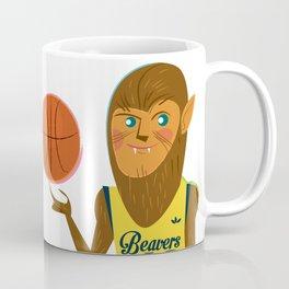 Teen Wolf Coffee Mug