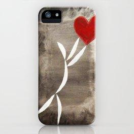 Undefined I iPhone Case