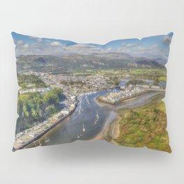 Glaslyn Estuary Pillow Sham