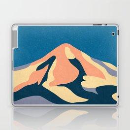 Over The Sunset Mountains Laptop & iPad Skin