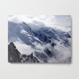 French Alps 03 Metal Print