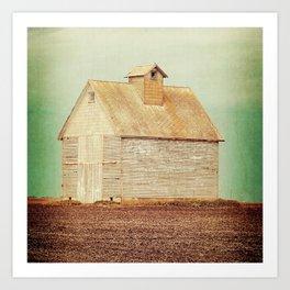 Harvest Sky Art Print