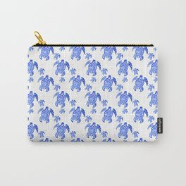Crowned Turtle Carry-All Pouch