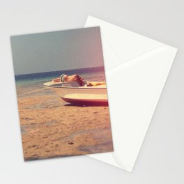 Up and Under Stationery Cards