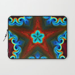 Starflower2 Laptop Sleeve