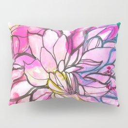 Garden of Dahlias Pillow Sham