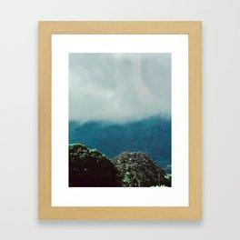 El Salvador Impressions Framed Art Print