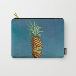 Mr. Pineapple Head Carry-All Pouch