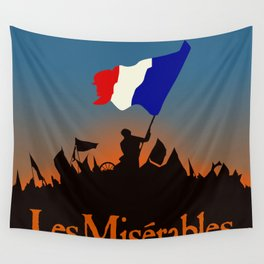 Les Miserables Wall Tapestry