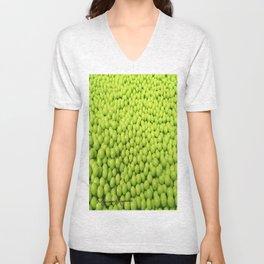 Choco green Unisex V-Neck