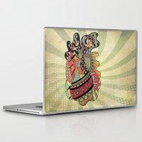 carousel Laptop & iPad Skins featuring Carousel by Tuky Waingan