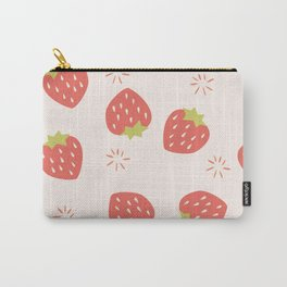 Strawberry Explosion Carry-All Pouch