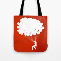 Suspension Tote Bag