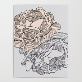 Blooms Poster
