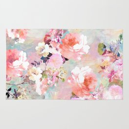 Love of a Flower Rug