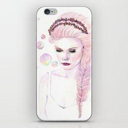 Dreams of Soap iPhone Skin