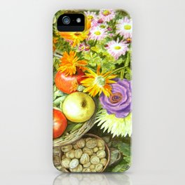Beans & Co iPhone Case