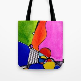 Magical Thinking 7A1 by Kathy Morton Stanion Tote Bag