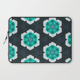 mynt ∞ snwwflykk Laptop Sleeve