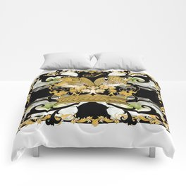 My Empire Collection Summer Set White Flowers Comforters