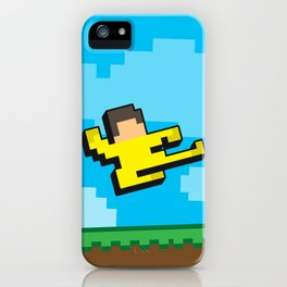 FLAPPY BRUCELii iPhone Case