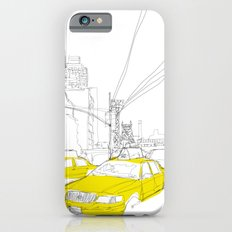 Cross Town Traffic Slim Case iPhone 6s