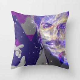 #250 Gangs of Wasseypur's Supernova Throw Pillow