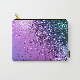 Unicorn Girls Glitter #20 #shiny #decor #art #society6 Carry-All Pouch