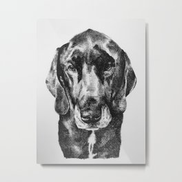Gibson, good boy Metal Print