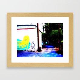 OCTO OCTO  Framed Art Print