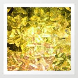 privacy window 3 Art Print