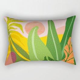 Jungle Morning Rectangular Pillow