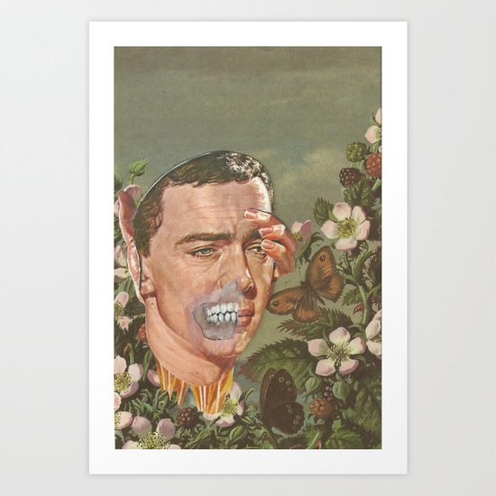Citizen of Mordeville Art Print