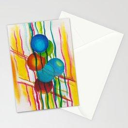 sphere garden Stationery Cards