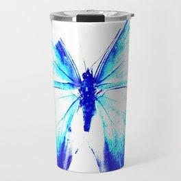 flies into the light Travel Mug