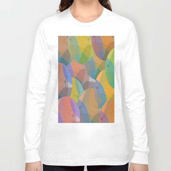 Abstract 102 Long Sleeve T-shirt
