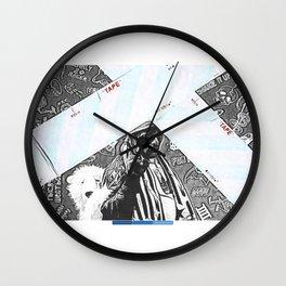 Luv Is Rage 2 Album Wall Clock