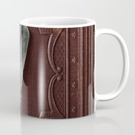 The lost feather Coffee Mug