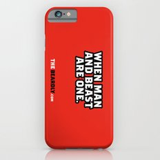 WHEN MAN AND BEST ARE ONE. Slim Case iPhone 6s