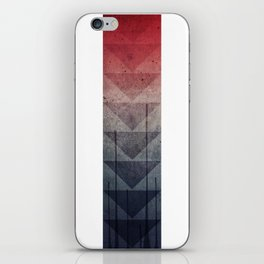 We just can't say no (Good vs Evil Variant)  iPhone Skin