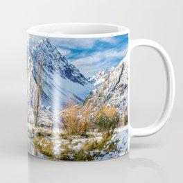 Mount Burnett Coffee Mug