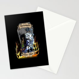 Unhappily Ever After - Lady Death & Evil Ernie Stationery Cards