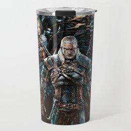 The Witcher Wild Hunt Travel Mug