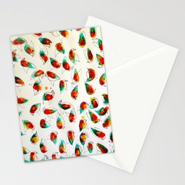 Water Birds  Stationery Cards