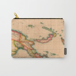 Map Of Papua New Guinea 1930 Carry-All Pouch