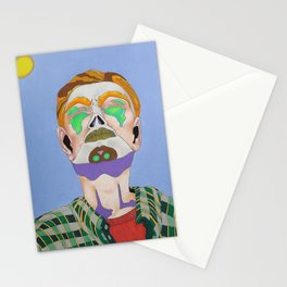 Chin up Stationery Cards