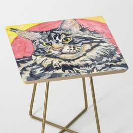 Maine Coon Side Table