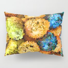 crystallized fruits Pillow Sham