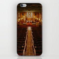 Old Warm Church iPhone & iPod Skin